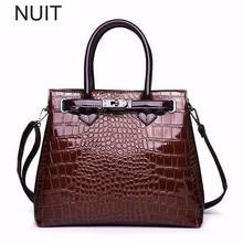 Crocodile Handbag Luxury Handbags Women Crossbody Bags For Designer Shoulder Bag Fashion Pu Leather Messenger Bag Bolsos Mujer