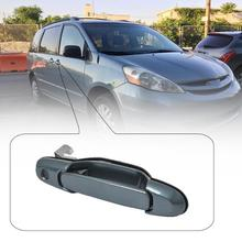 VODOOL Car Styling Exterior Parts Front Outside Door Handle 69210 69220 08010 for Sienna 1998-2003 Accessories
