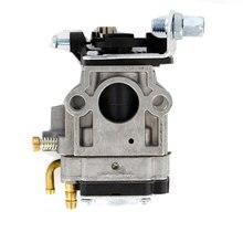 Carburador 11mm cortador de setos cortacésped con motosierra gasolina carburador de dos tiempos MP15