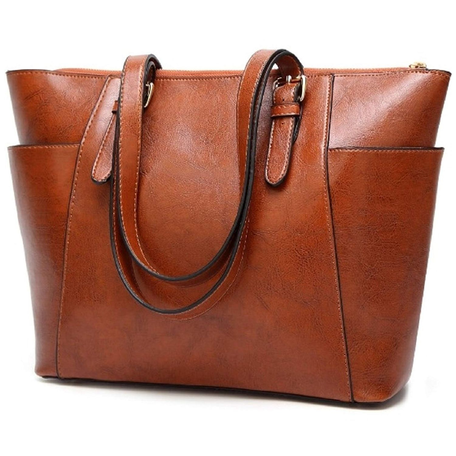 Business Bag Bag Leather Bag For IPAD Storage A4 Size