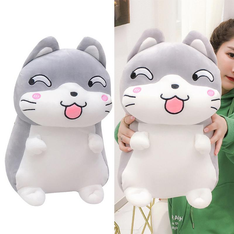Peluche Rechargeable chauffage électrique bouteille d'eau chaude en peluche Hamster jouet pour enfants charge rapide en peluche jouets cadeaux