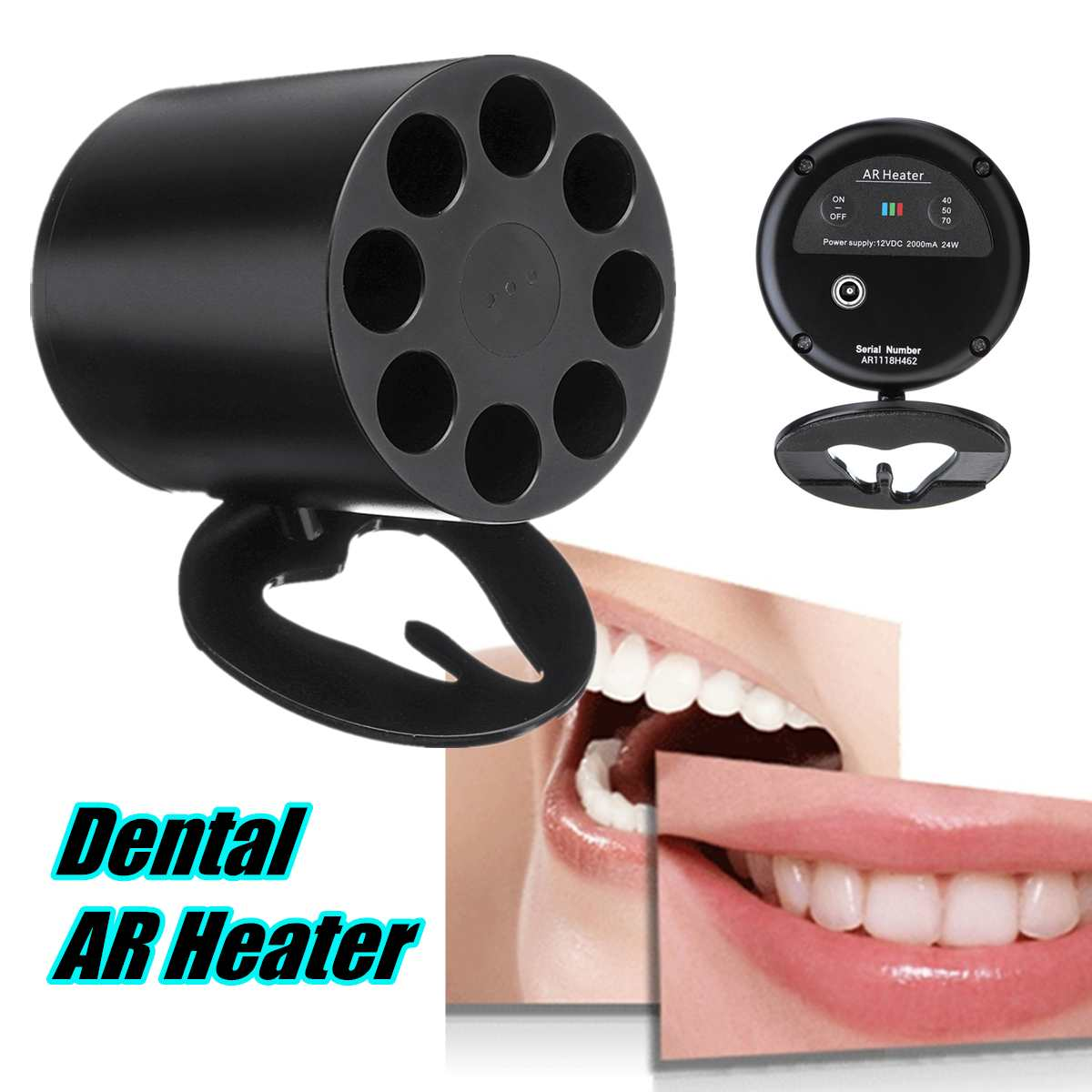 12V DC Composite Hot Heater Dental AR Heater Composite Resin Heating Composed Material Warmer Equipment Health Teeth Whitening12V DC Composite Hot Heater Dental AR Heater Composite Resin Heating Composed Material Warmer Equipment Health Teeth Whitening