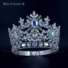 Корона для карнавала австралийский кристалльная тиара из горного