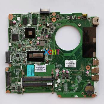 genuine 763422 501 763422 001 day22amb6e0 a8 6410 laptop motherboard mainboard for hp pavilion 17 f 17z f100 series notebook pc 756192-501 756192-001 w 8670M/2GB GPU i5-4200U CPU DA0U83MB6E0 for HP Pavilion 14-N Series NoteBook PC Laptop Motherboard Tested