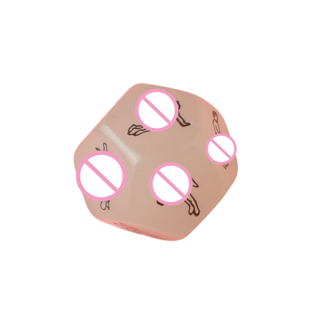 Glow In The Dark Sexy Romance Love Humour Gambling Adult Games Funny Sex Dice 12 Positions Erotic Craps Pipe For Couples