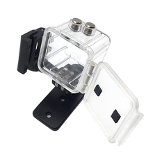 Dive Housing Case Shell for Quelima SQ13 Mini Action Camera   Up to 30 Meters (98 feet) Waterproof    Transparent Clear