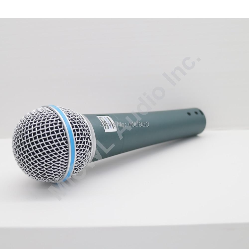 Pro Handheld Beta58 Beta 58 58 A Cardioid Dynamic Microphone MiCWL Brand SM57 SM58 E845 E945 Beta87 Mic