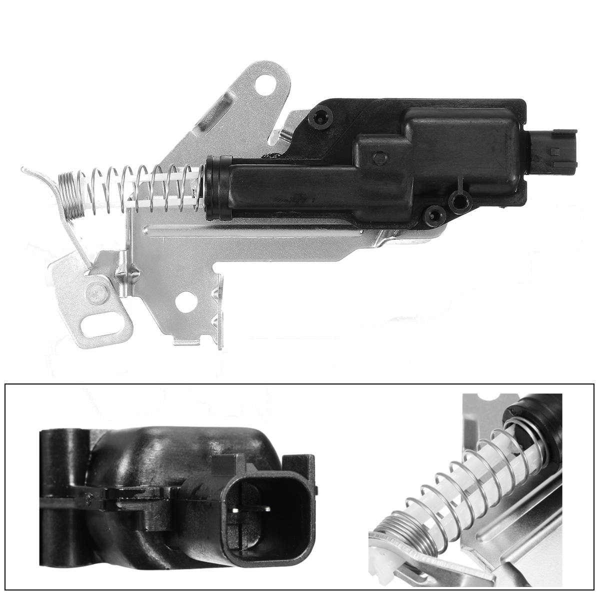 New Rear Tailgate Door Lock/Latch For Fiesta MK5 MK6 02-08 For Ford Fusion 20-12 Lid Trunk Tailgate Central Lock Motor Actuator