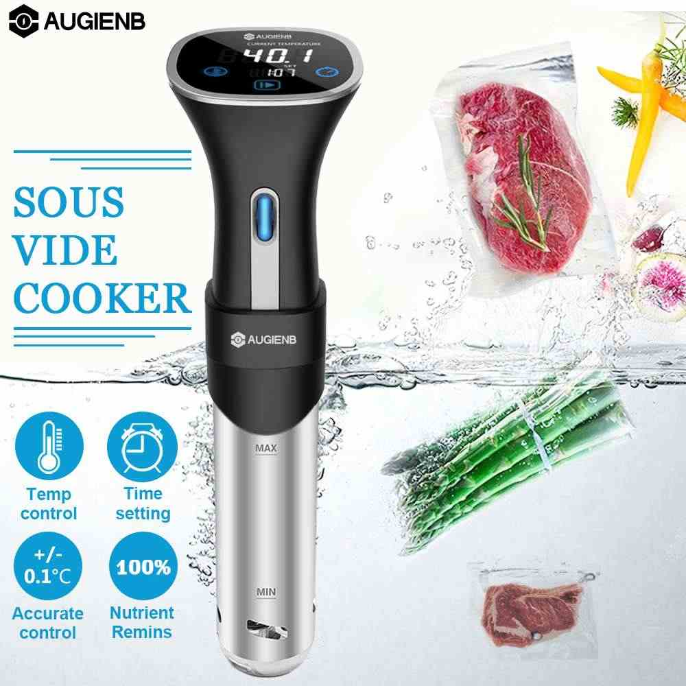 2019 Hot Sale Digital Sous Vide Cook Immersion Heater Circulator Accurate Temperature Control LCD Display Sous-vide Slow Cooker