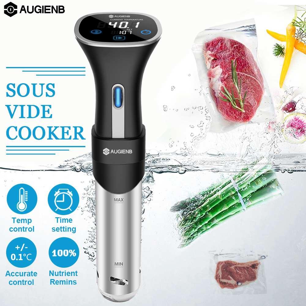 2019 offre spéciale numérique Sous Vide cuisinier thermoplongeur circulateur contrôle de température précis LCD affichage Sous-vide mijoteuse