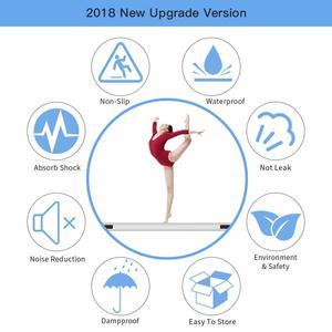 Image 2 - Nieuwe (4m5m6m) * 2 m * 0.2 m Opblaasbare Gymnastiek Airtrack Tumbling Air Track Floor Trampoline Voor Thuisgebruik/training/ cheerleading/strand