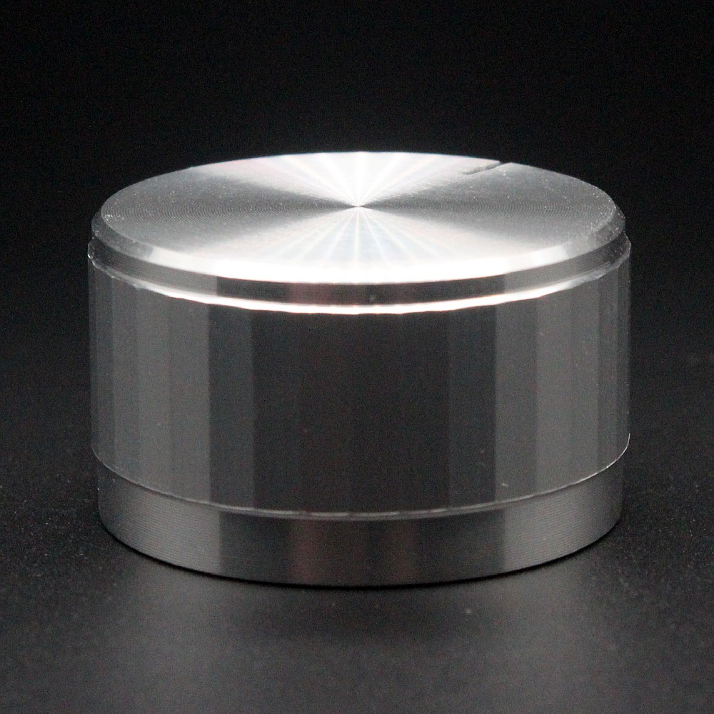 1pcs Diameter 12.5mm high 16 mm all aluminum solid Volume knob