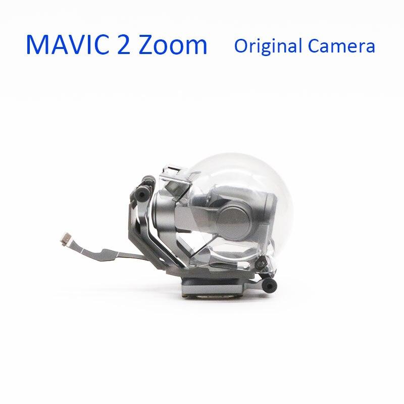 Marque New Original Cardan Capteur Caméra De Réparation Partie DJI Mavic 2 Zoom Cardan Caméra Avec Plat Flex Câble Service De Rechange pièces