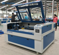 CO2 Laser Cutter For Applique/Cloth/Leather/Wood/Acrylic 1390 CNC Cutter Laser CO2 Chinese CNC Metal Laser Cutting Machine