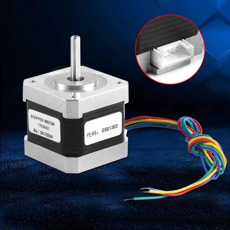 dc electric stepper motor cnc router lathe nema 17. Black Bedroom Furniture Sets. Home Design Ideas