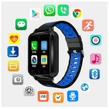 Smart Health Watch Blood pressure Monitor 4G Phone Call Camera GPS Navigation WIFI Video Call IP67Waterproof  Wearable Devices