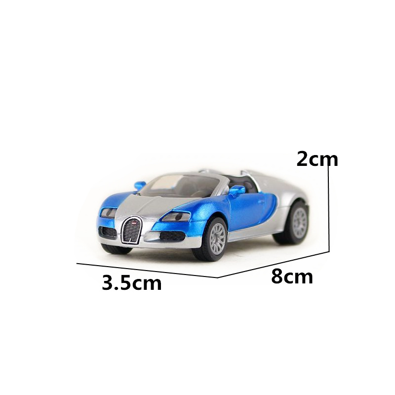 Spielzeugautos Siku Auto Bugatti Veyron Grand Sport  1353 NEU