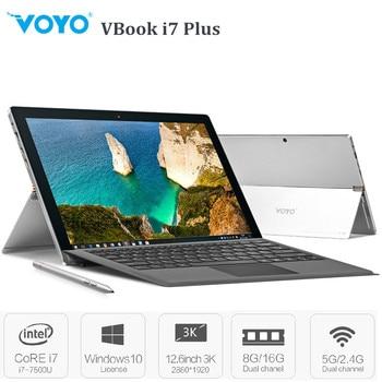 4c9adf3e0dc VOYO VBOOK i7 Plus Tablet PC 2 en 1 portátil de 12