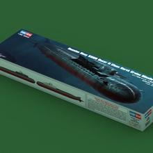 Hobbyboss 1/350 83521 масштабная русская SSGN Оскар II Курская крылатая ракета подводная лодка