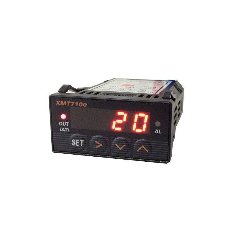 Универсальный интеллектуальный ПИД контроллер температуры, светодиодный красный регулятор температуры переменного тока/DC85 260V|Приборы для измерения температуры|   | АлиЭкспресс