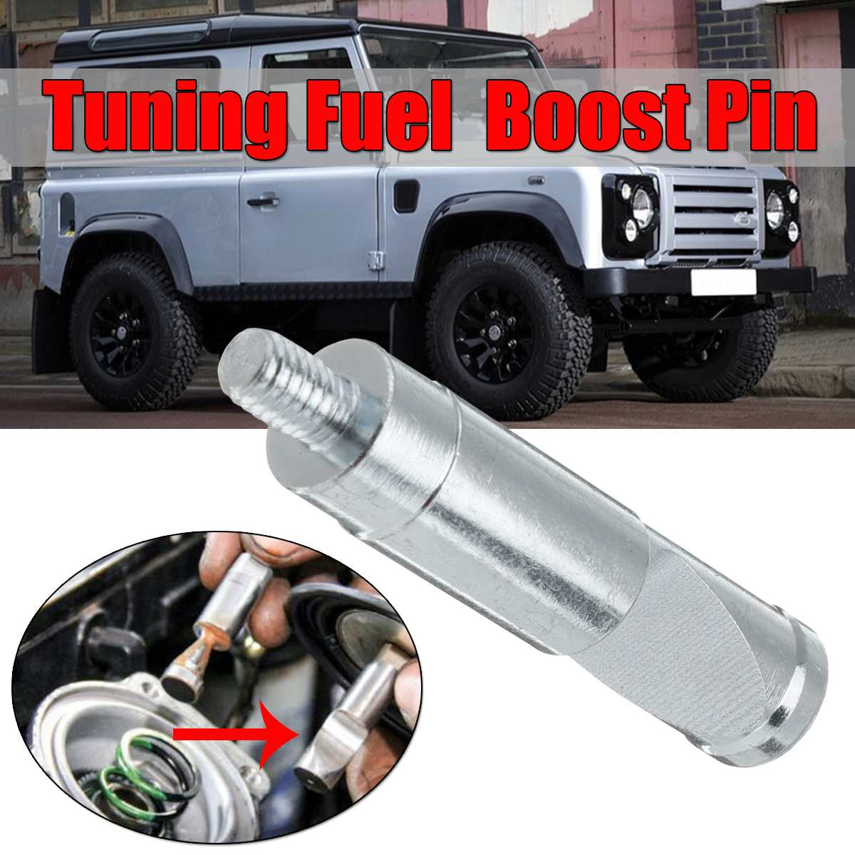 For Land Rover Defender Discovery 200 /& 300 tdi Tuning Boost Pin Fuel Pin !