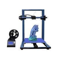 300*300*400 мм 1,75 мм 3D принтеры M18 Обновлен печати сборки плиты резюме Мощность сбой печати DIY комплект поставки принтеры