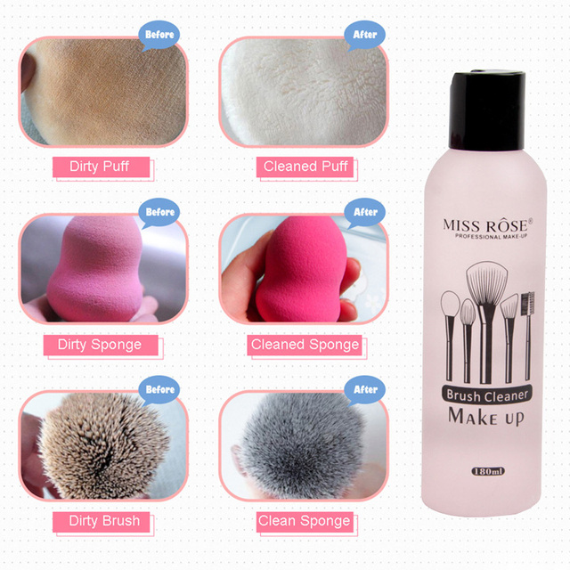 352011b243d8 US $14.1 |Acrylic Liquid Professional Scrubbing Makeup Brush Cleaning  Solution Tool Puff Brush Pen Cleaner Beauty-in Makeup Remover from Beauty &  ...