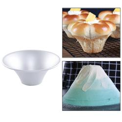 Formy do ciast ze wzorem ośnieżonych gór kształt formy artykuły dekoracyjne foremka do musu domowe pieczenie w kuchni Ornament formy narzędzia akcesoria Formy do ciast Dom i ogród -