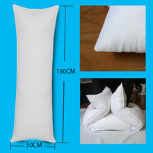 Rectangle Shaped Cotton Pillow for Sleep