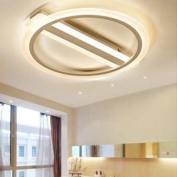 New Arrival Minimalist art Modern Led Ceiling Lights For Living Room Bedroom Home Dec luminarias para teto Ceiling Lamp