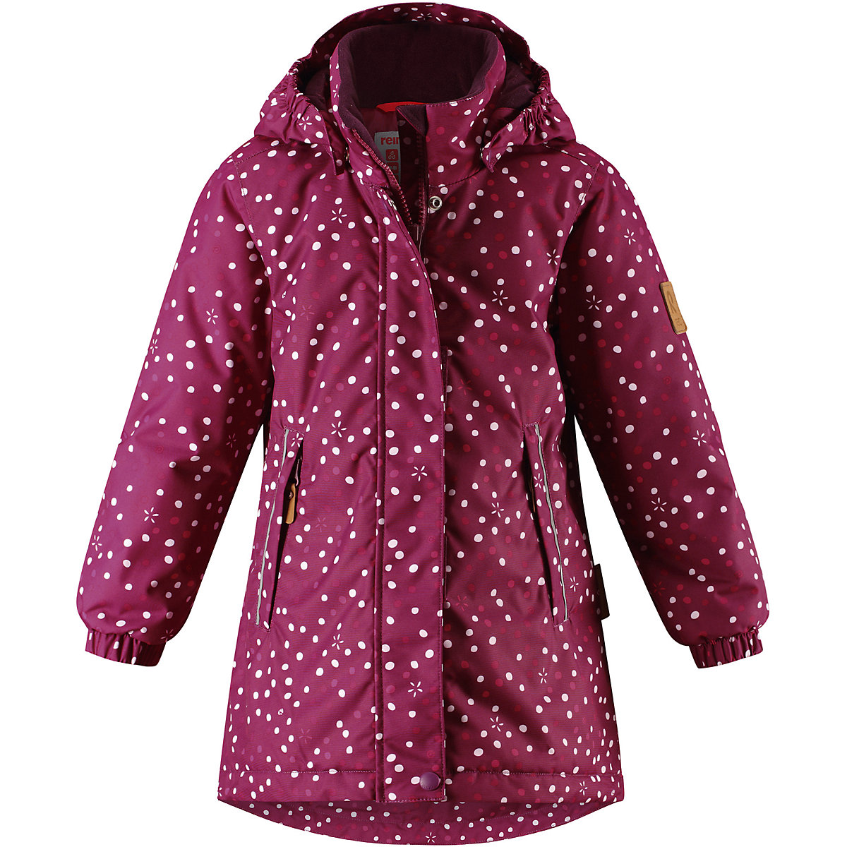 REIMA Jackets & Coats 8688727 for girls baby clothing winter warm boy girl jacket Polyester duhan motorcycle jacket motocross jacket moto men windproof cold proof clothing motorbike protective gear for winter autumn