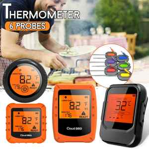 Digital BBQ Food Oven Meat Grill Thermometer Kitchen