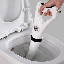 Давление очиститель экскаватора вантуз насос Air дренажных труб забиты для раковины ванны пробка для ванной для Ванная комната украшения