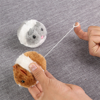 new-1pc-cute-cat-toy-plush-fur-toy-shake-movement-mouse-pet-kitten-funny-movement-rat-little-interactive-bite-toy