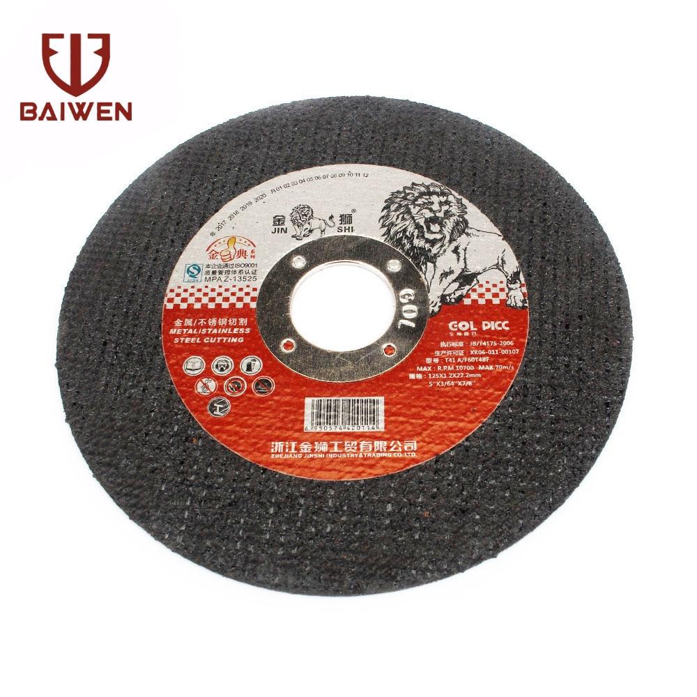 Grinding-Wheels Cutting-Discs Cut-Off-Wheels Metal 125mm for Flap 5-50pcs
