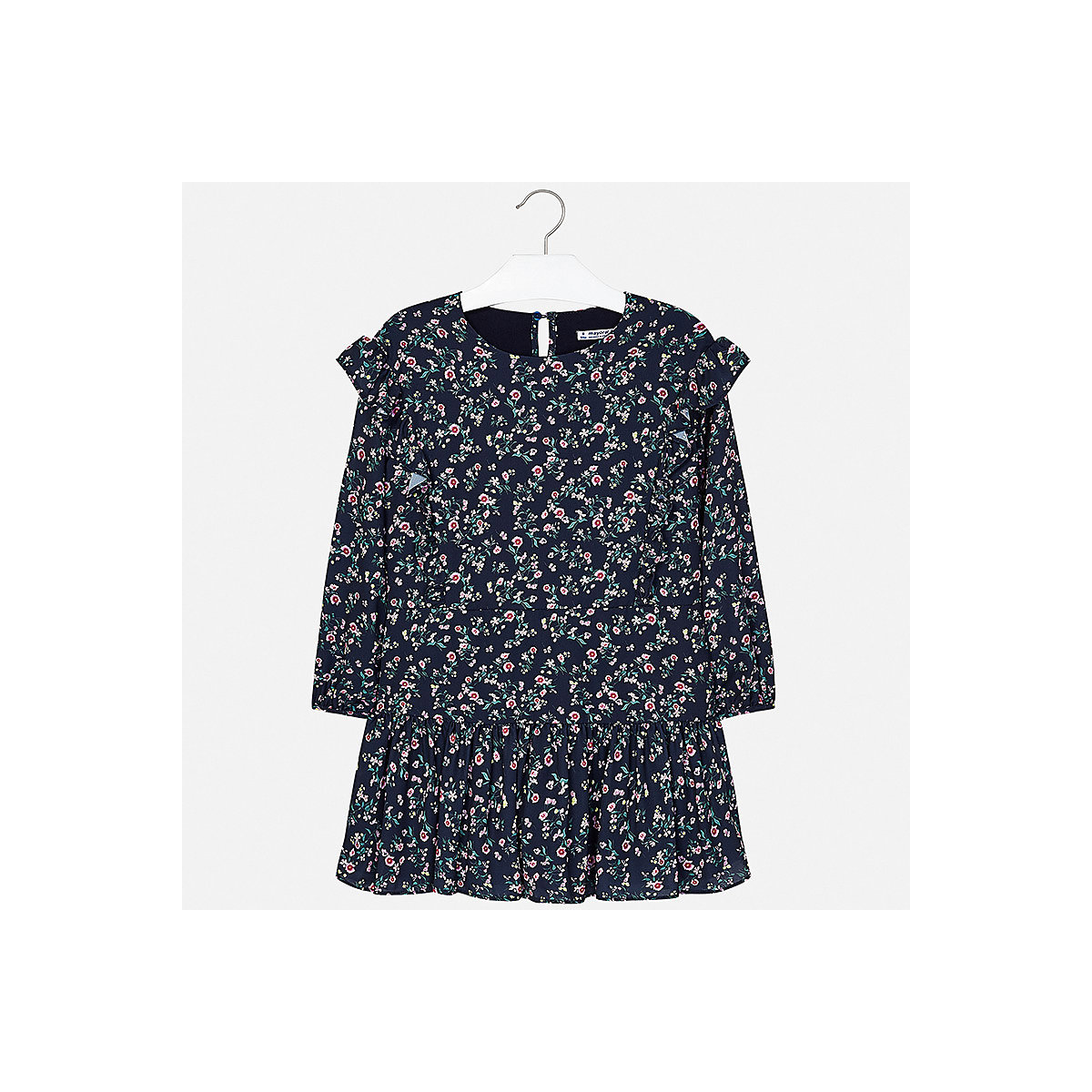 MAYORAL Dresses 8849478 Polyester Casual children clothing