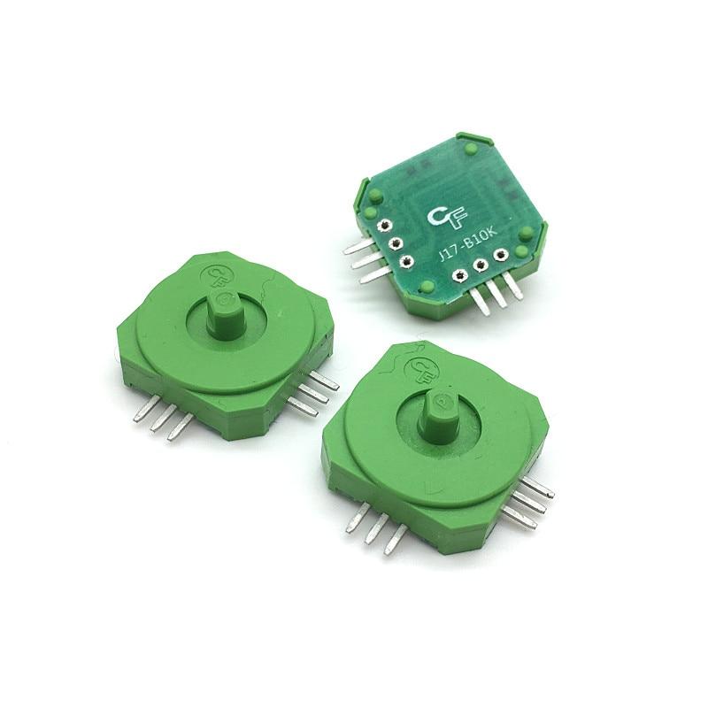 5 шт./лот, ручной джойстик с потенциометром, игровая консоль, джойстик для PSP, рокер без кнопочного выключателя
