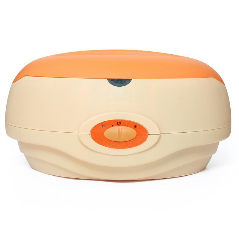 Cire Pot Machine 3500 ml ABS plastique grande capacité réchauffeur Machine Kit outil pour main SPA traitement des pieds soin outil EU Pugls