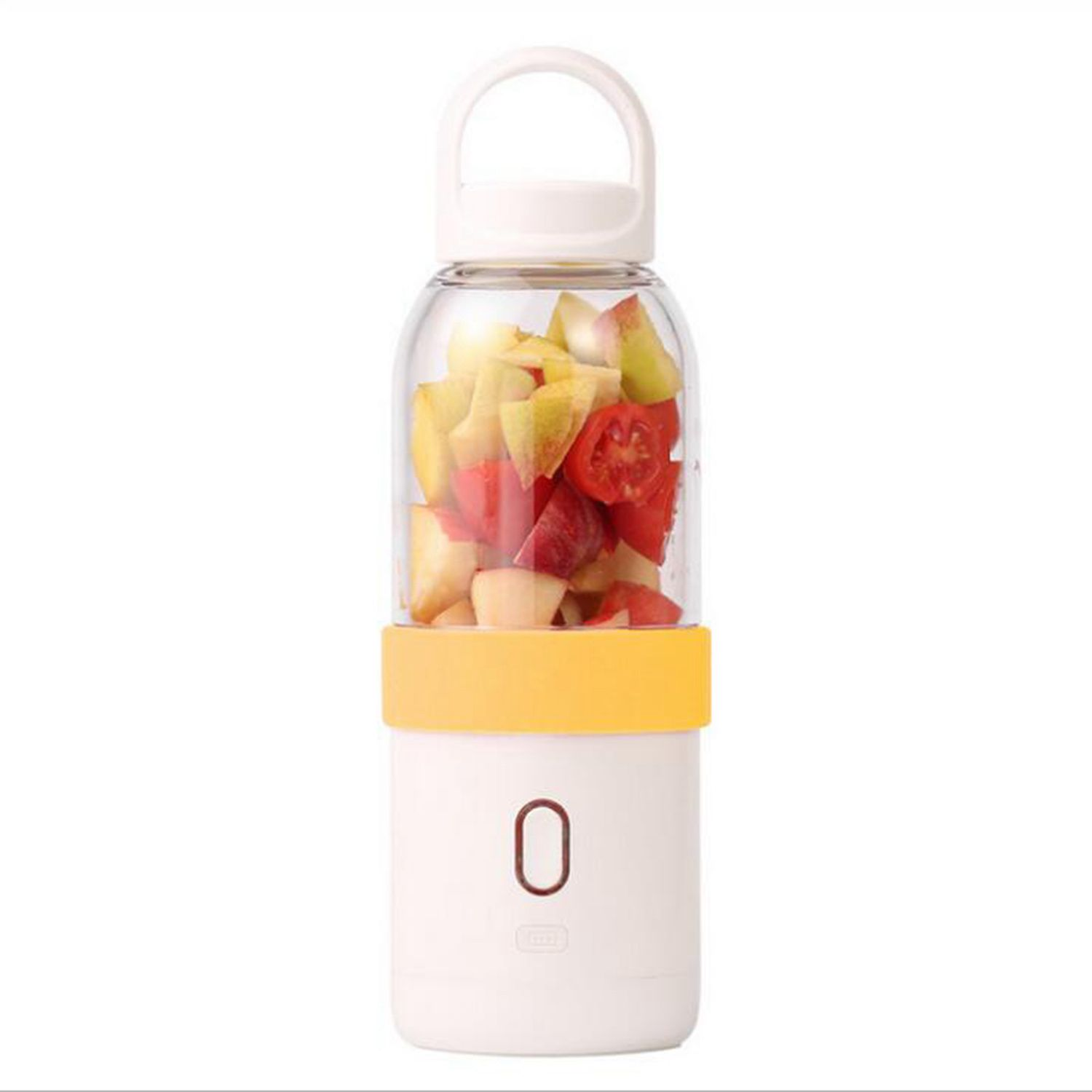 New 550ml Portable Blender USB Juicer Cup Fruit Vegetable Mixer Smoothie Milk Shake Hand Personal Blender Small Juice Extractor