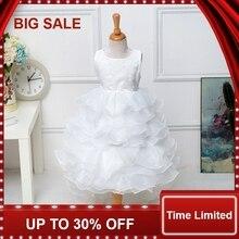High Quality Baby Girl Dress Baptism Dress for Girl Infant 3-8Y Birthday Dress for Baby Girl Dress for Infant