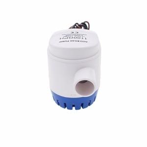 Image 3 - Автоматический погружной Электрический водяной насос, 750gph 1100gph 12 В 24 В