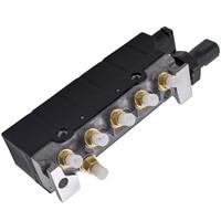 2203200258 пневматическая подвеска компрессор, клапан блок для Mercedes W220 S350 S430 S500 S600 S55 S65