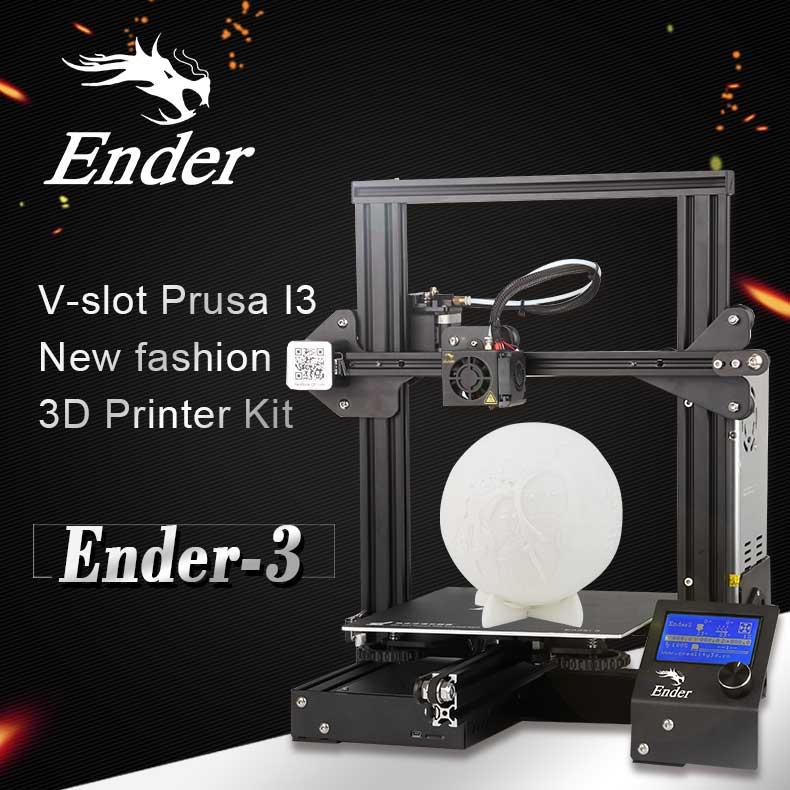 Date 3D Imprimante Ender-3 Pro/Ender 3/Ender-3X kit de bricolage imprimante Reprendre Panne de courant Impression