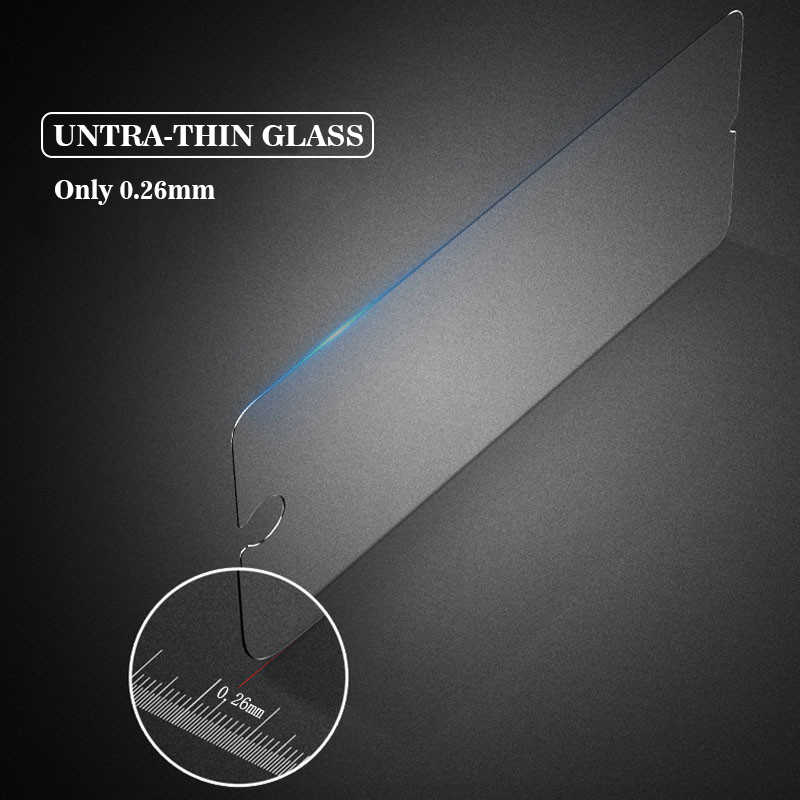 9H Tempered glass Honor 8X Max 7X 8C Glass For Huawei P Smart 2019 P20 Lite Pro Y5 Y6 II Y9 2018 2019 Screen Protector on Y 9 y6