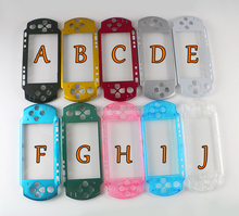 Voorkant Faceplate Shell Case Cover Proctector Vervanging Voor PSP3000 PSP 3000