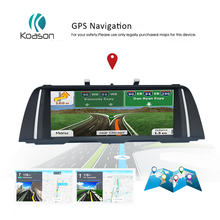 Koason Android 8.1 OS Touch Screen Car GPS Navigation BT WIFI Stereo Multimedia Player For BMW 5 Series F10 F11 2011-2017