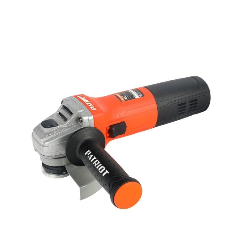 Angle grinder PATRIOT AG 124 недорго, оригинальная цена
