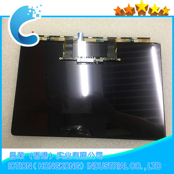 Image 3 - Original New 13 A1706 A1708 LCD Screen For Apple Macbook Pro A1706 A1708 LCD Screen Display Panel 2016 2017 Year-in Laptop LCD Screen from Computer & Office