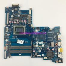 Genuino 902570 001 902570 601 LA D713P UMA w A12 9700P CPU placa base portátil para HP 15 ba serie portátil PC