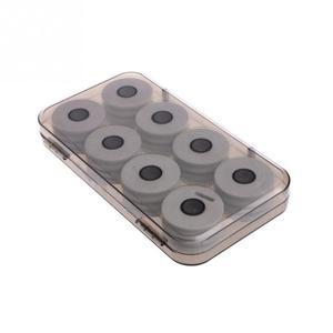 Image 4 - THEKUAI прочные рыболовные снасти, 16 шт./8 шт., аксессуары, Проволочная доска, Рыболовная катушка, коробка для рыболовных снастей, коробка для катышков, Подарочная коробка для снастей